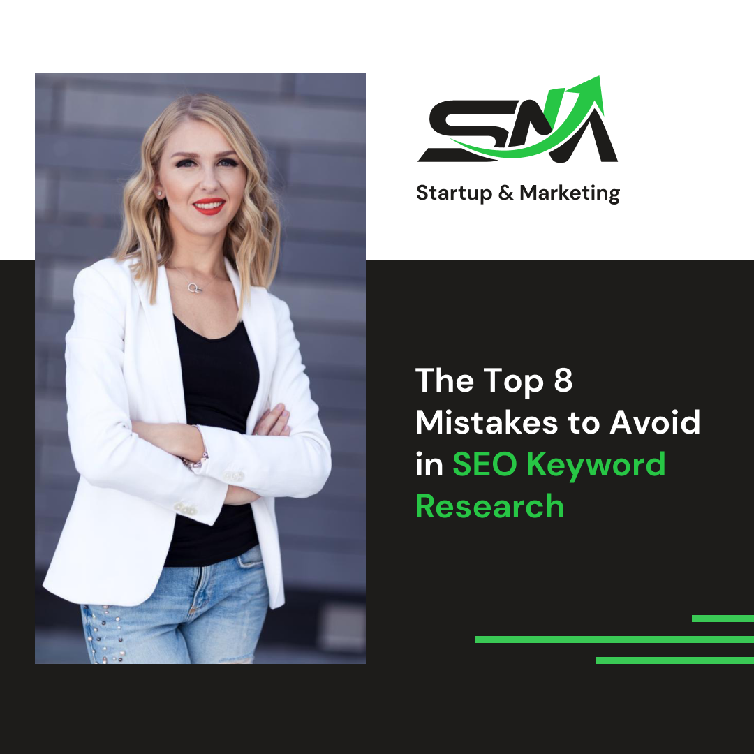The top 8 mistakes to avoid in SEO keyword research