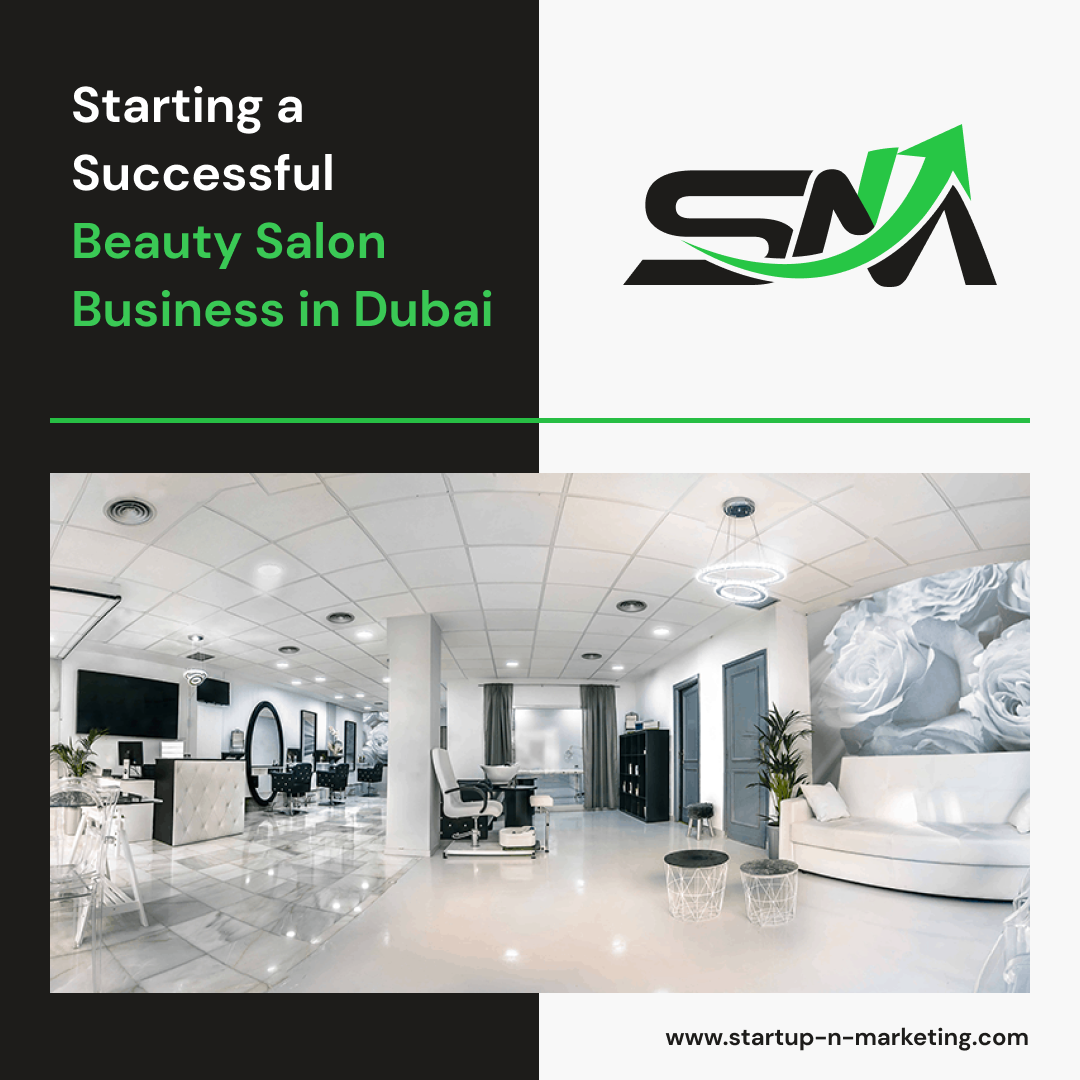 Starting a Successful Beauty Salon Business in Dubai