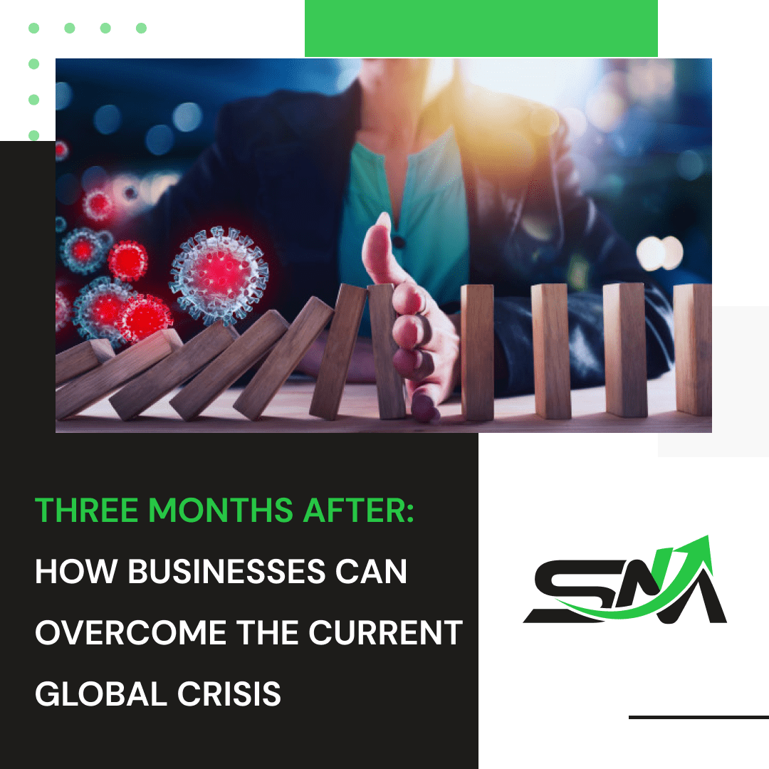 Three Months After: How Businesses Can Overcome the Current Global Crisis