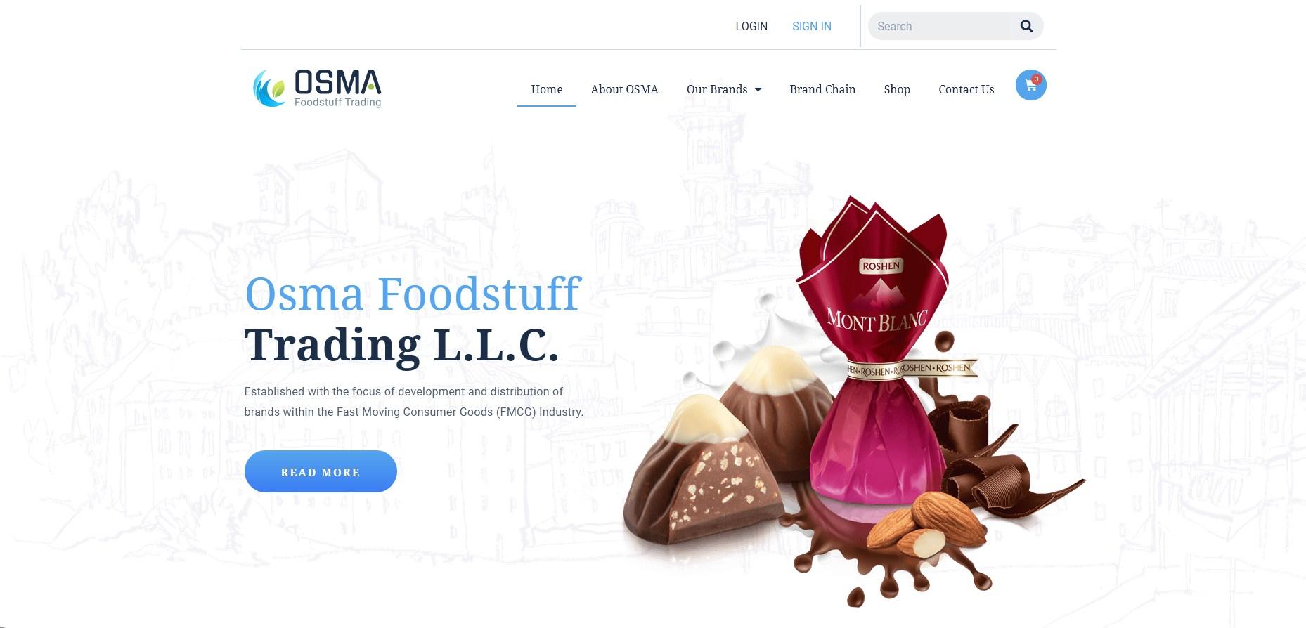 OSMA Web Development Portfolio _Startup N Marketing Digital Marketing, SEO, SEM, PPC