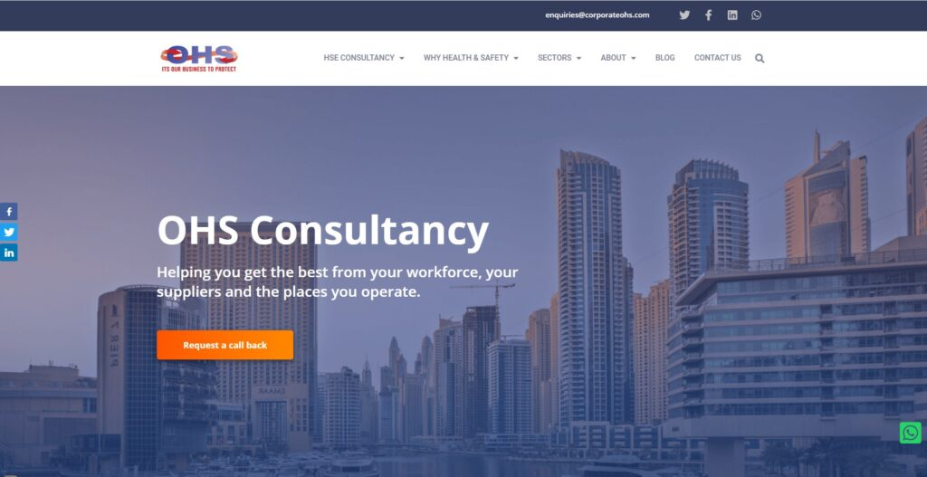 Corporate OHS Portfolio_ Startup N Marketing