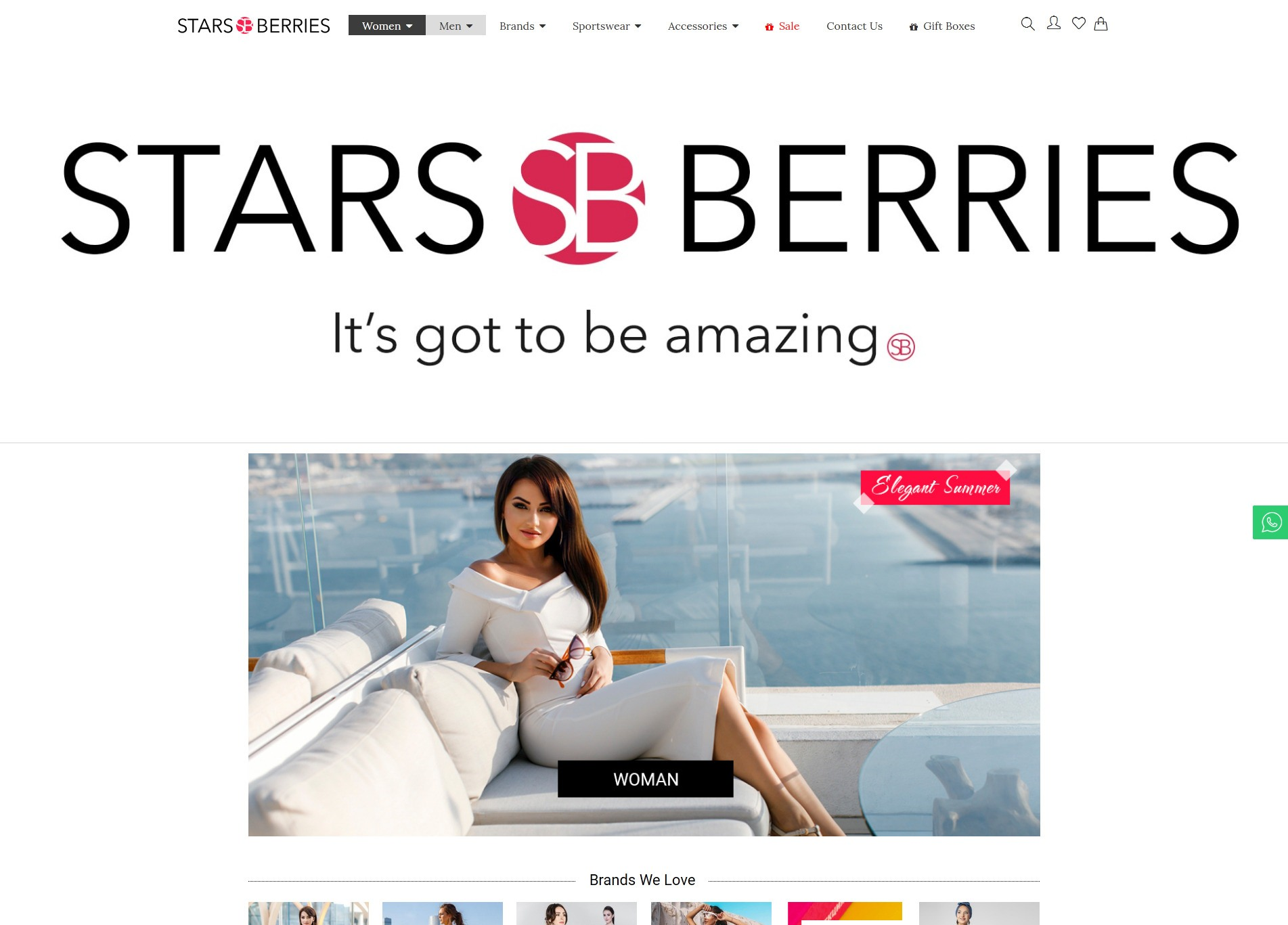 Online Clothing Stores Quality Brands Men Women Fashion-StarsBerries