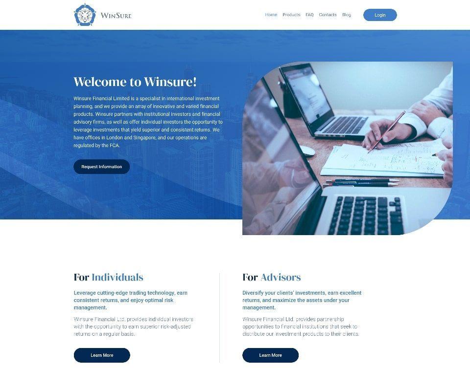 Winsure Web Development Portfolio_ Startup N Marketing Digital Marketing, SEO, SEM, PPC