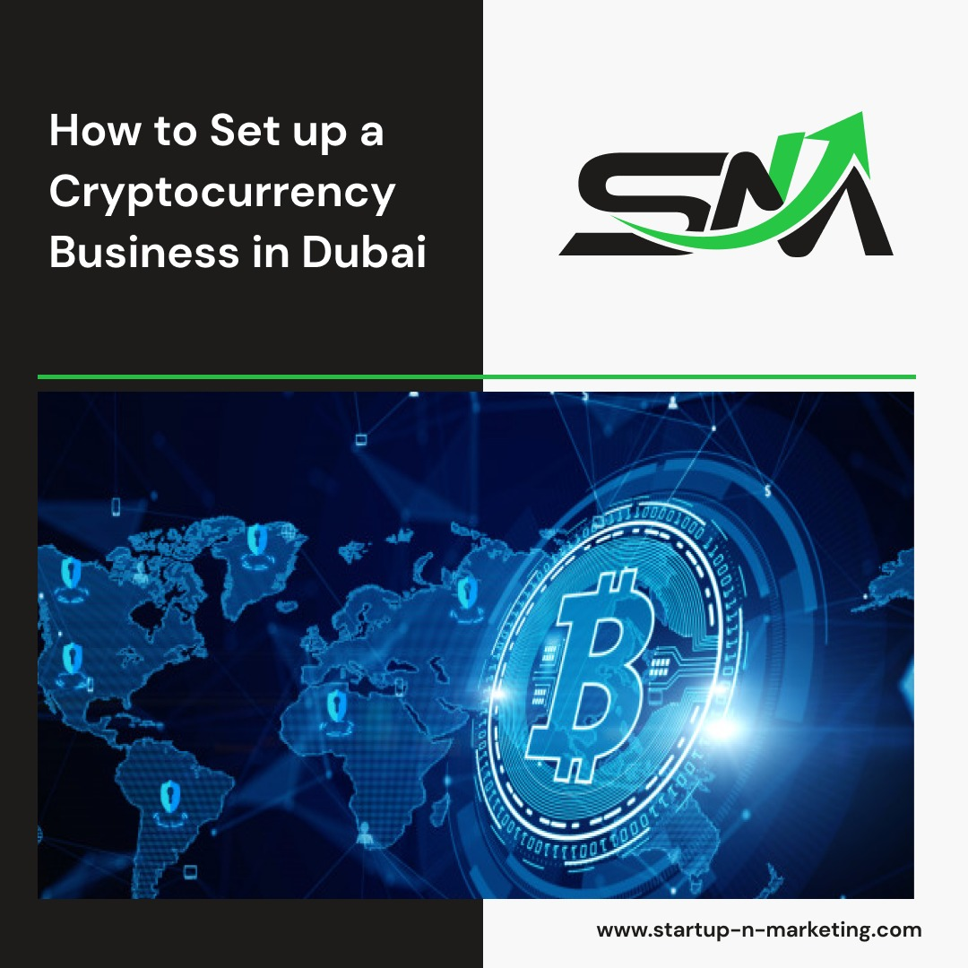 Cryptocurrency Business in Dubai